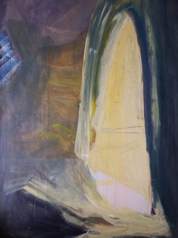 Herein, Acryl auf Leinwand 100 x 70